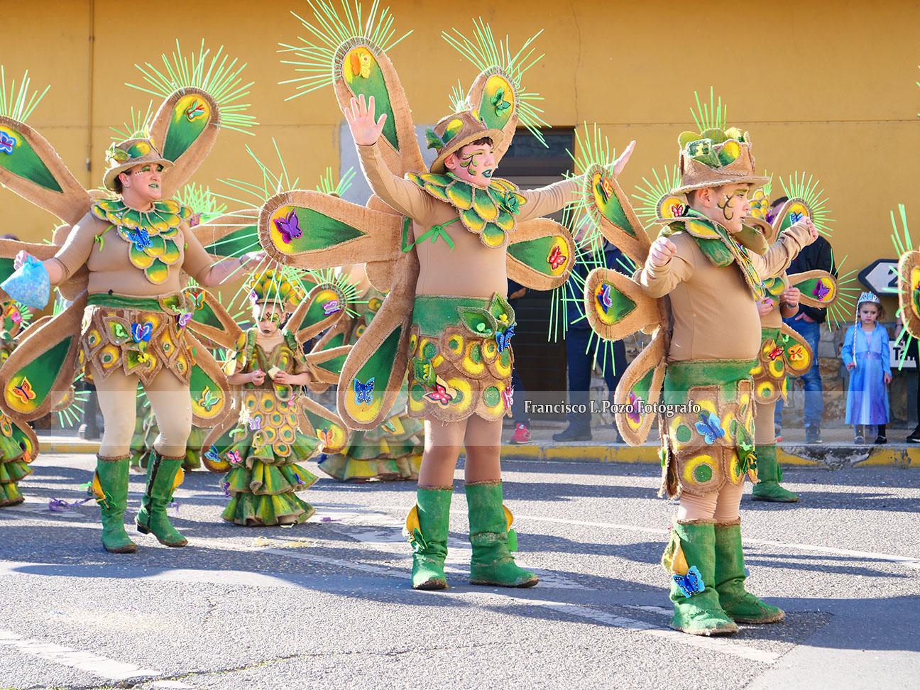 Carnaval 2020: Camponaraya sale a la calle a ritmo de comparsa 133