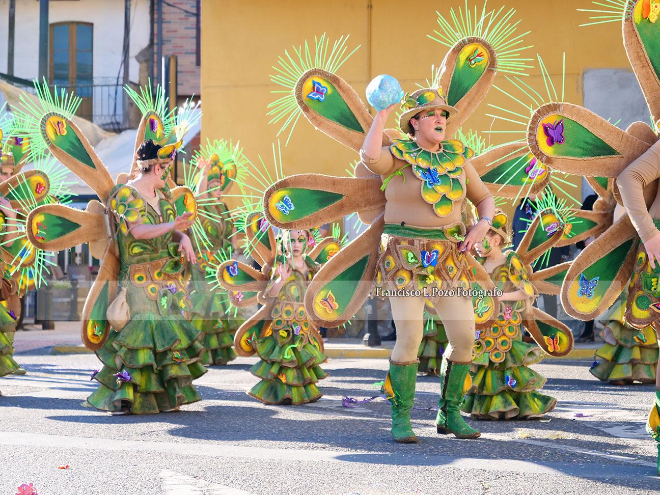 Carnaval 2020: Camponaraya sale a la calle a ritmo de comparsa 134