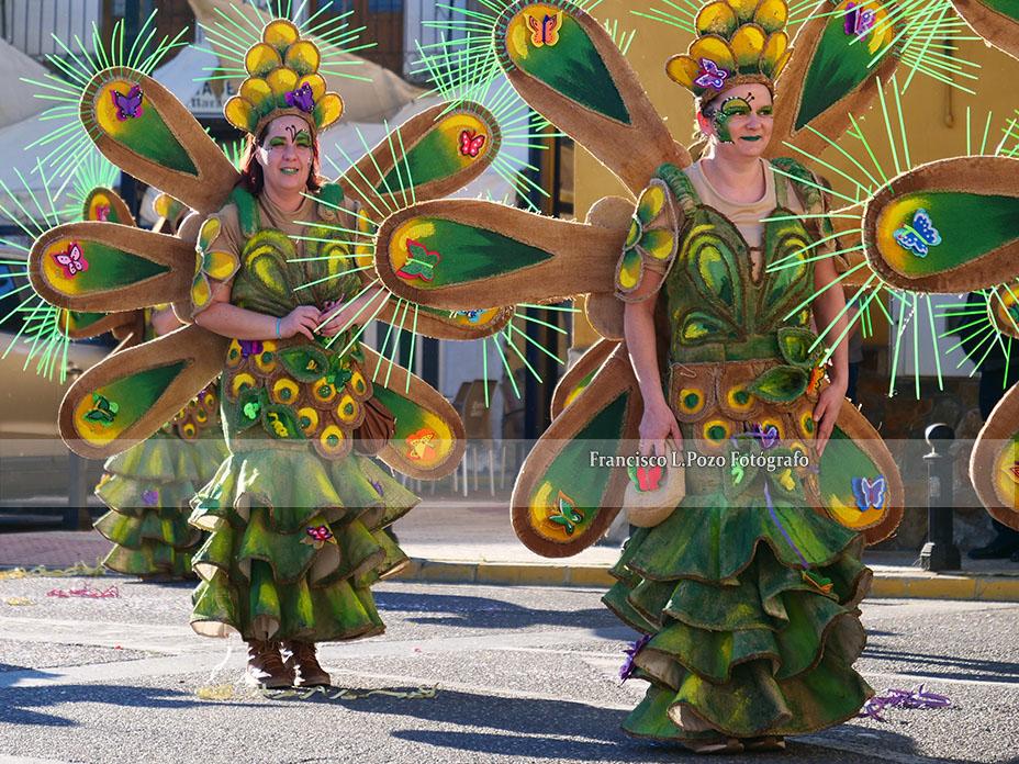 Carnaval 2020: Camponaraya sale a la calle a ritmo de comparsa 136