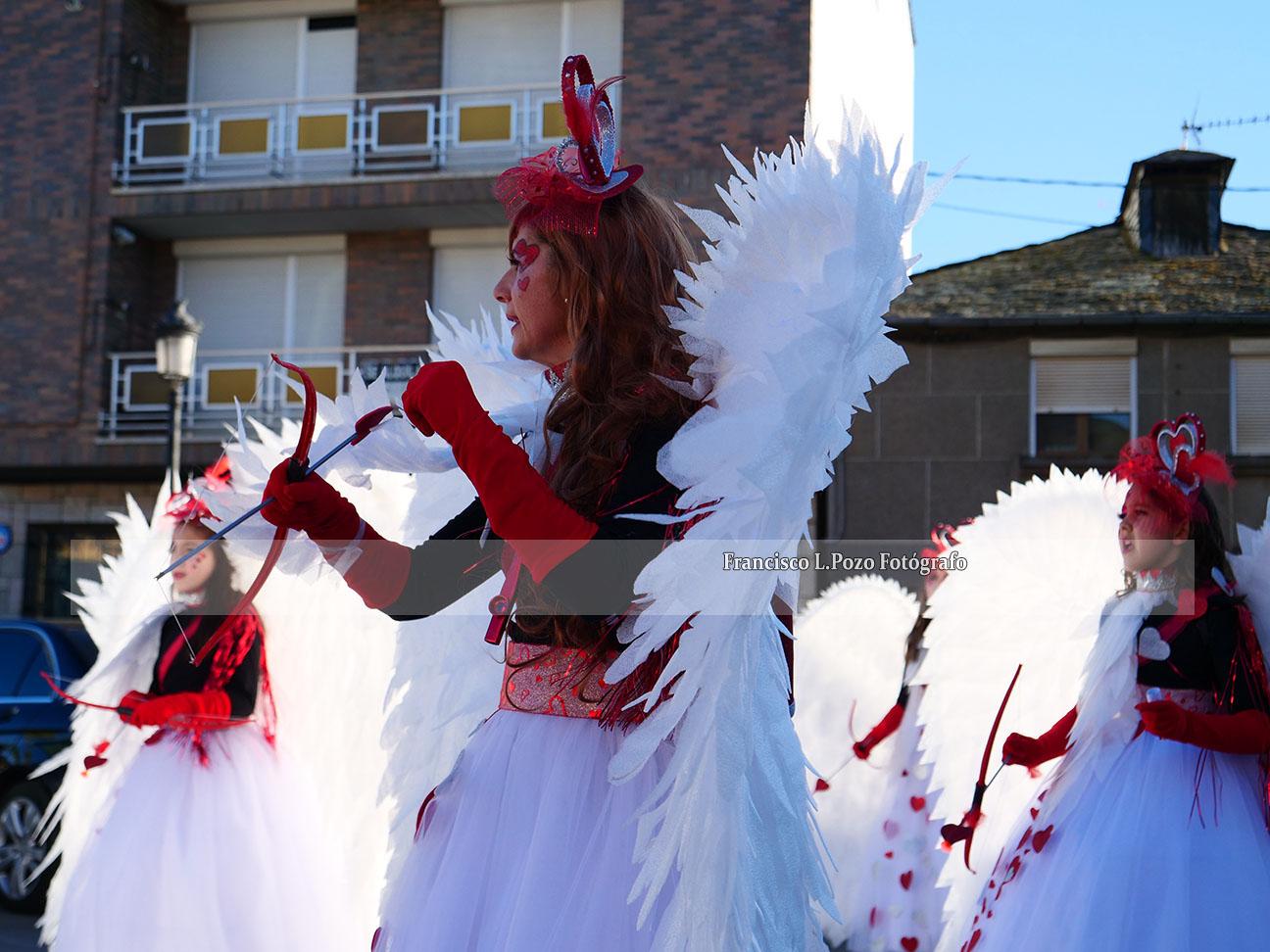 Carnaval 2020: Camponaraya sale a la calle a ritmo de comparsa 137
