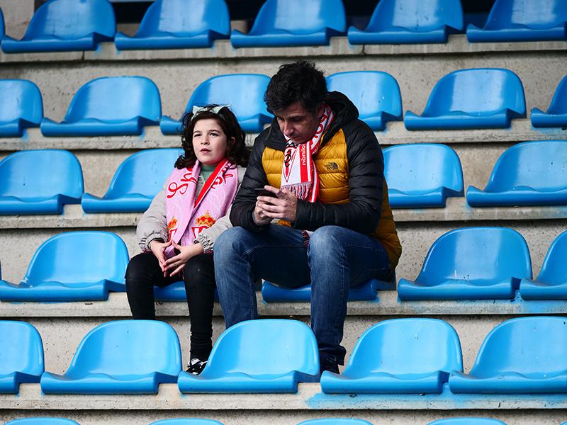 El álbum del partido Ponferradina - Sporting (1-0) 8
