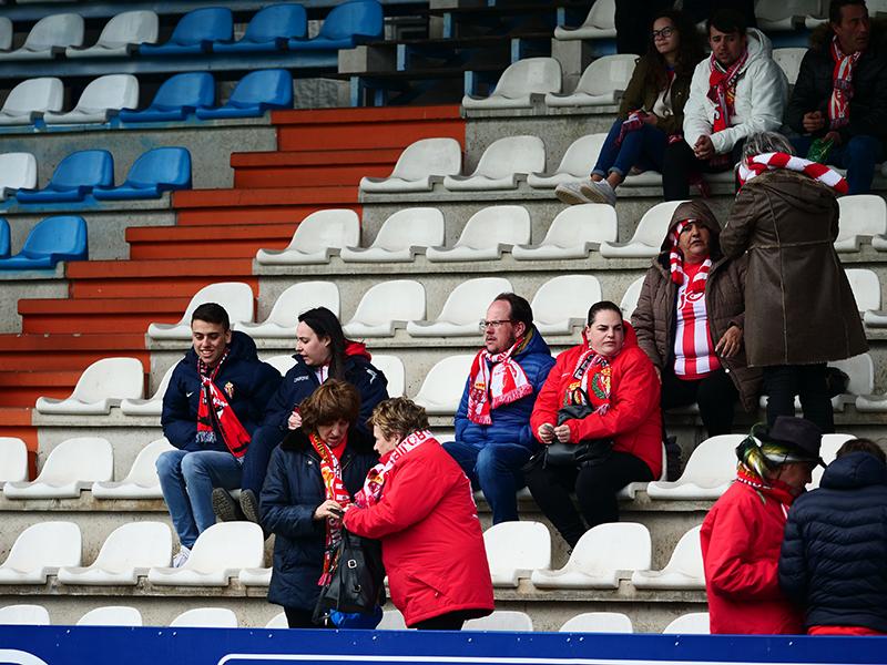 El álbum del partido Ponferradina - Sporting (1-0) 14