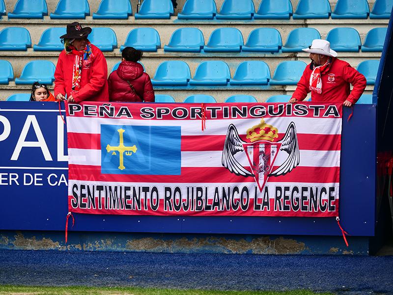El álbum del partido Ponferradina - Sporting (1-0) 20