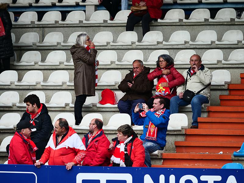 El álbum del partido Ponferradina - Sporting (1-0) 21
