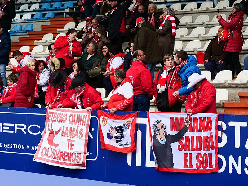 El álbum del partido Ponferradina - Sporting (1-0) 25