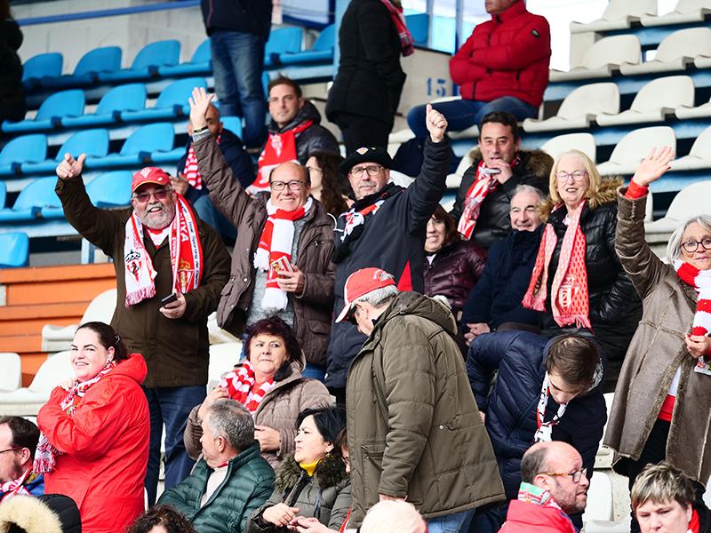 El álbum del partido Ponferradina - Sporting (1-0) 26