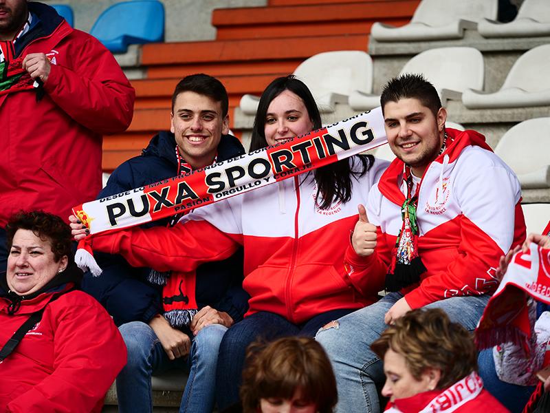 El álbum del partido Ponferradina - Sporting (1-0) 28
