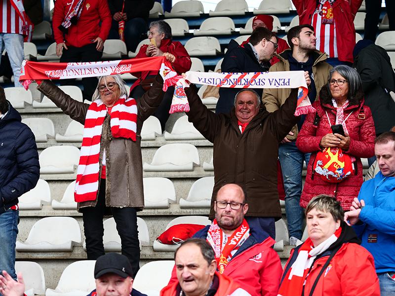 El álbum del partido Ponferradina - Sporting (1-0) 29
