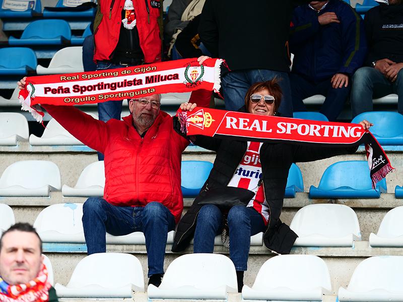 El álbum del partido Ponferradina - Sporting (1-0) 31