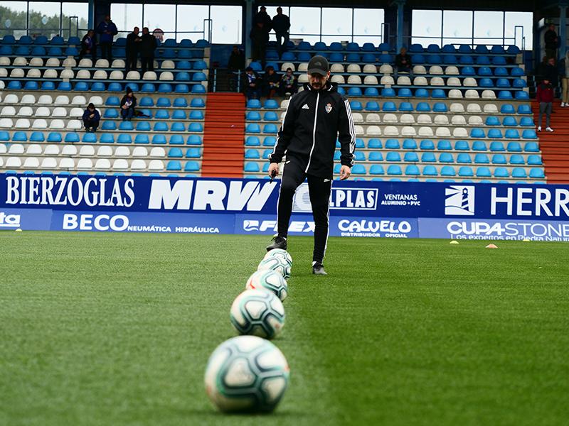 El álbum del partido Ponferradina - Sporting (1-0) 53