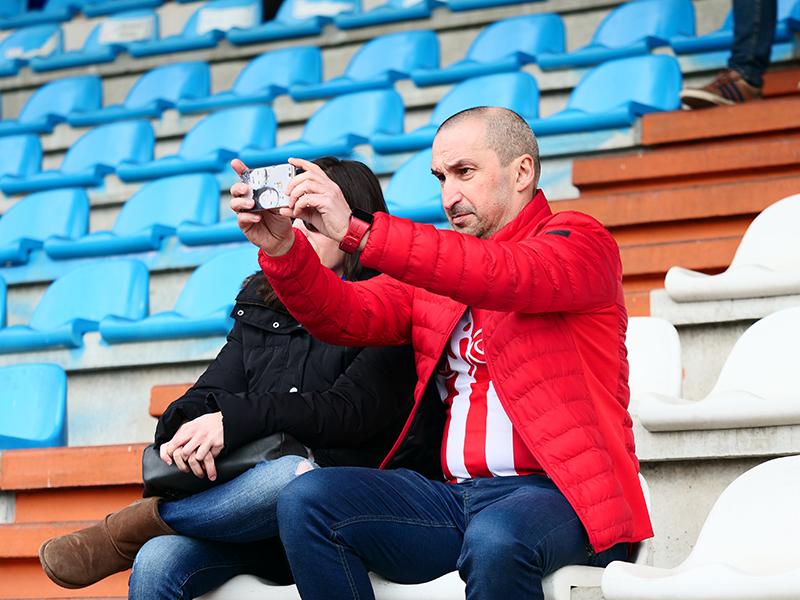 El álbum del partido Ponferradina - Sporting (1-0) 84