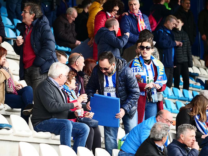 El álbum del partido Ponferradina - Sporting (1-0) 108