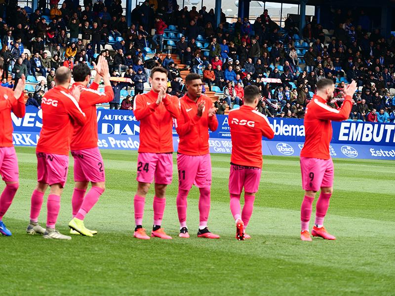 El álbum del partido Ponferradina - Sporting (1-0) 173
