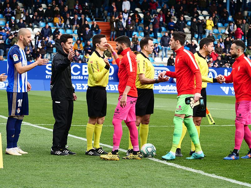 El álbum del partido Ponferradina - Sporting (1-0) 175