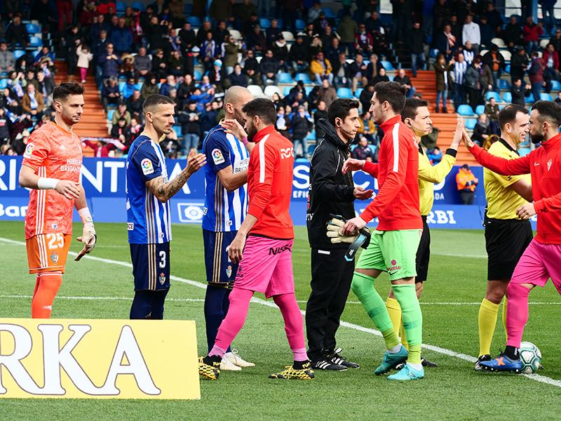 El álbum del partido Ponferradina - Sporting (1-0) 176