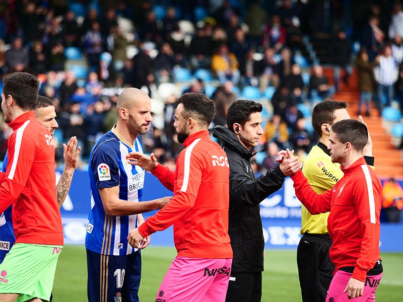 El álbum del partido Ponferradina - Sporting (1-0) 177