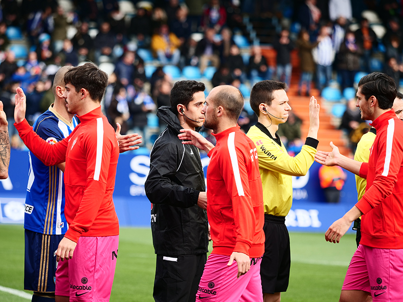 El álbum del partido Ponferradina - Sporting (1-0) 178
