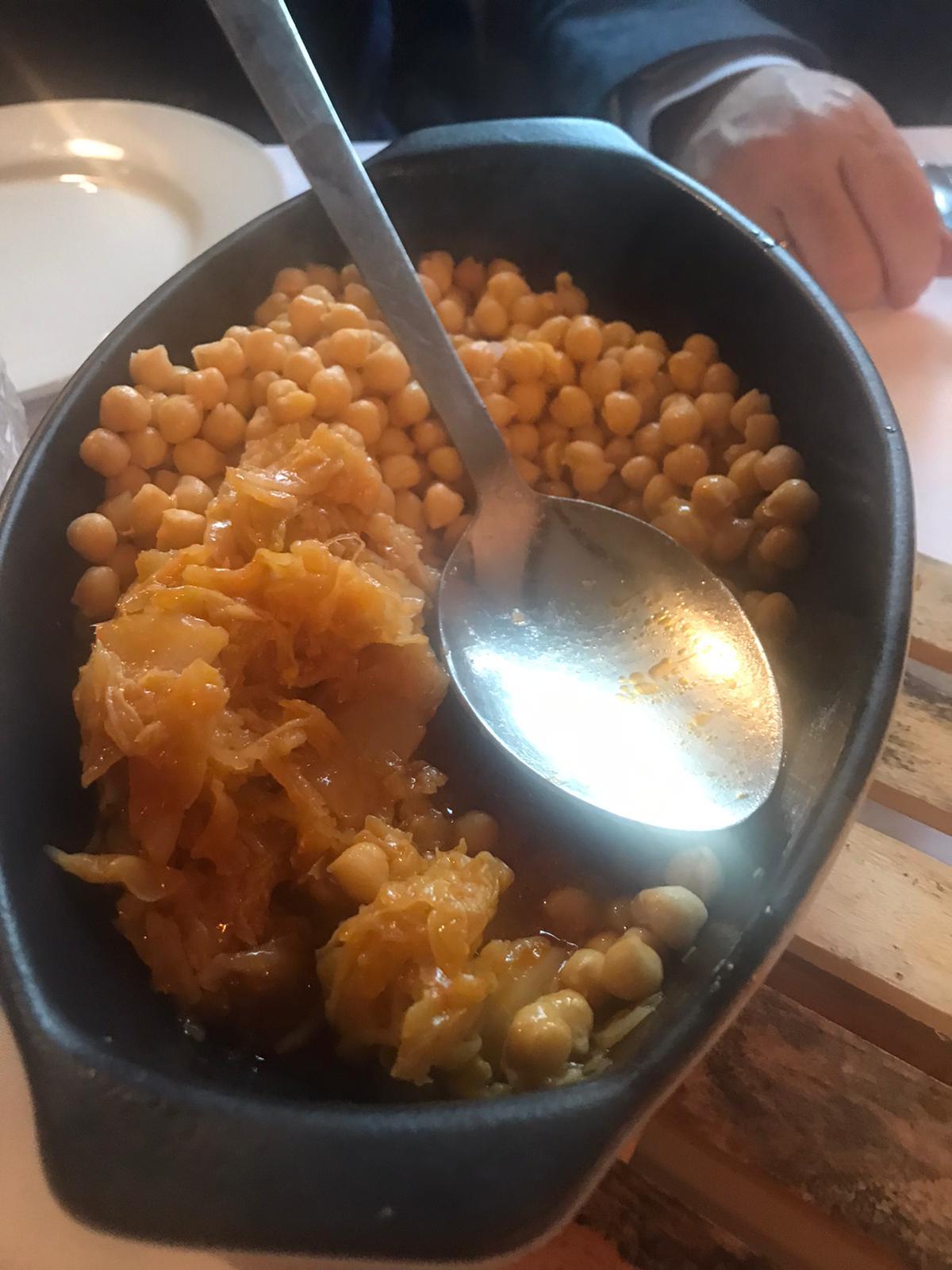 Reseña gastronómica: Restaurante Castrillo de León 4
