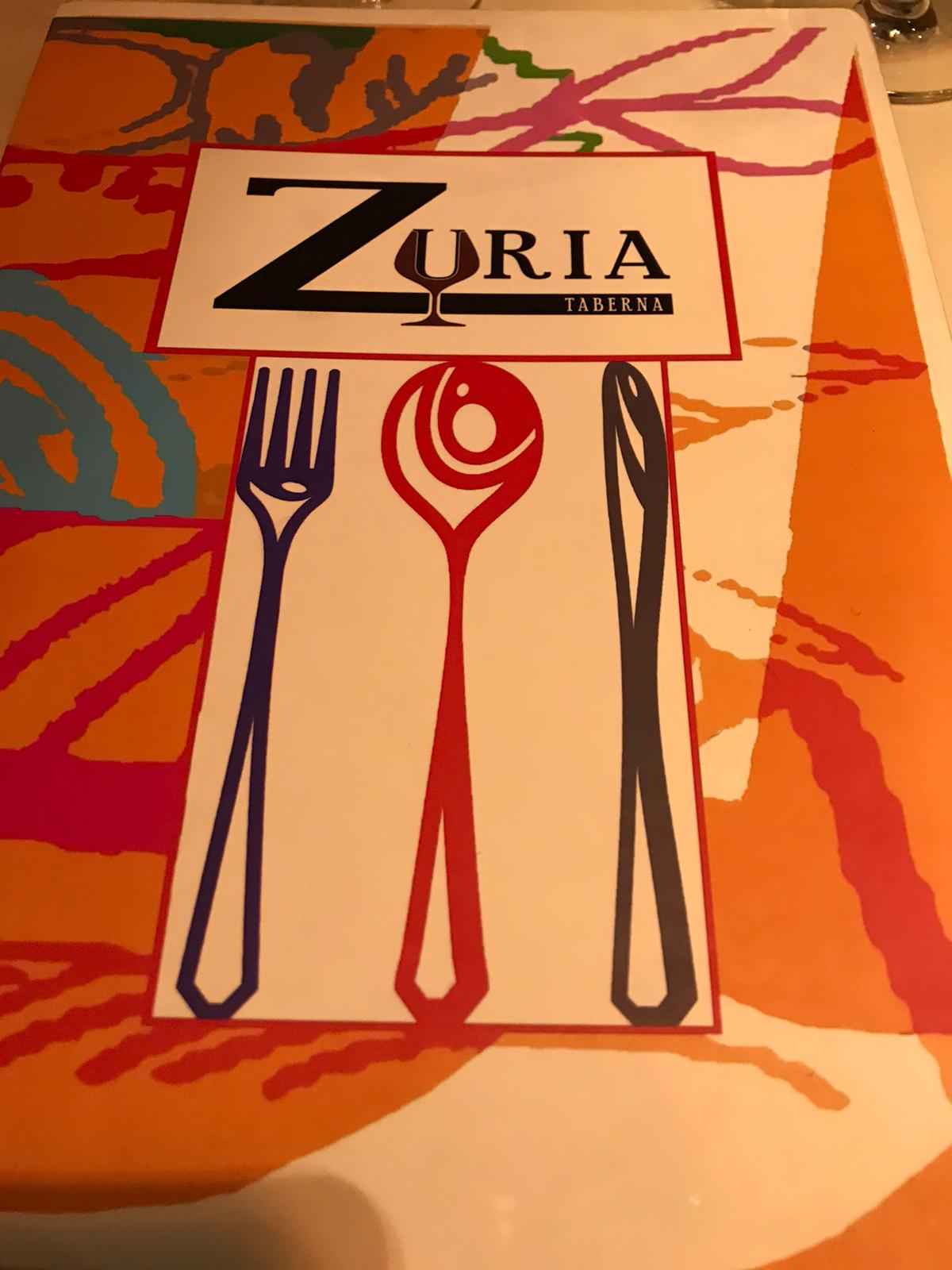 Reseña Gastronómica: Restaurante Taberna Zuria de Madrid 2