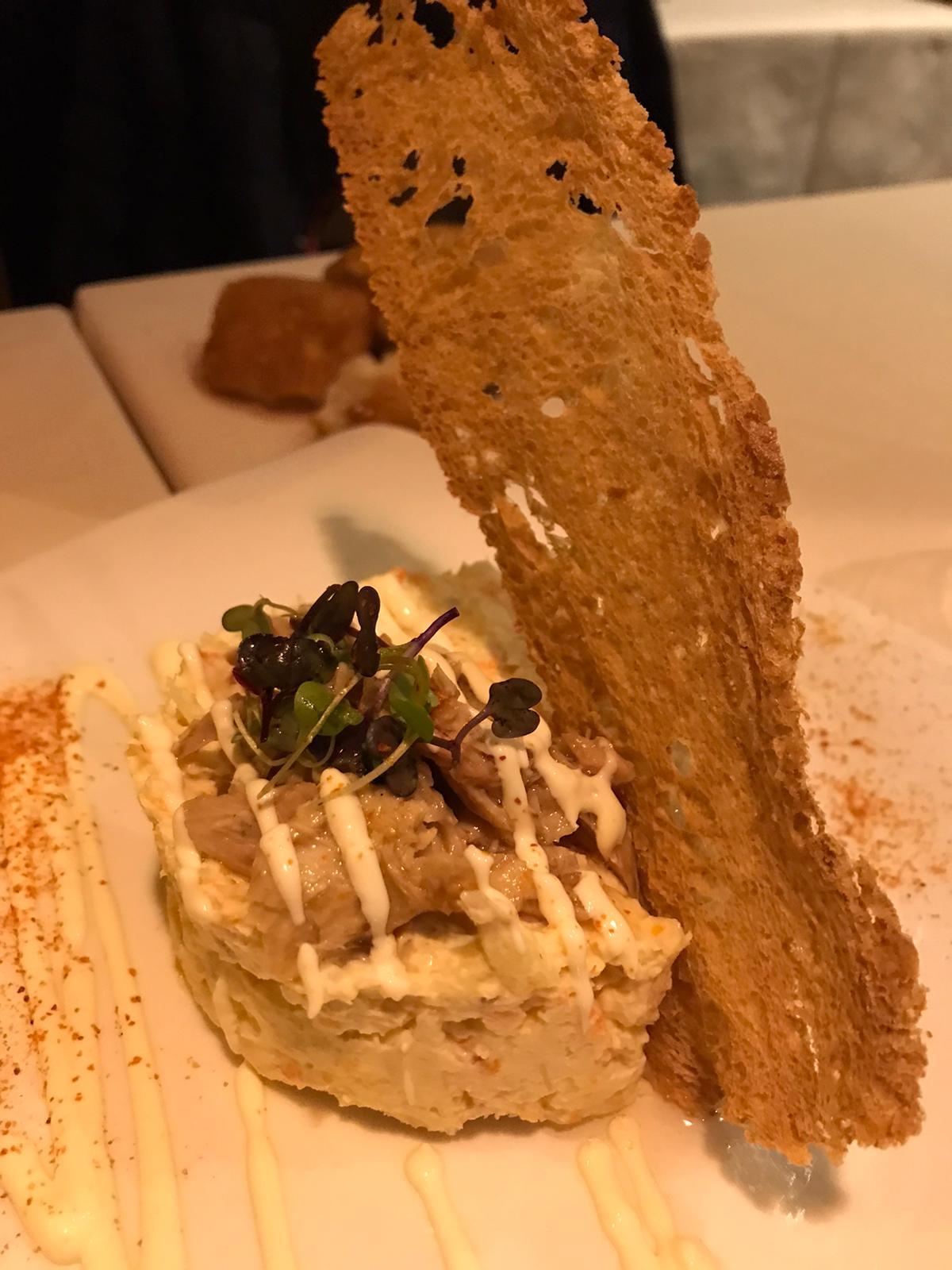 Reseña Gastronómica: Restaurante Taberna Zuria de Madrid 5