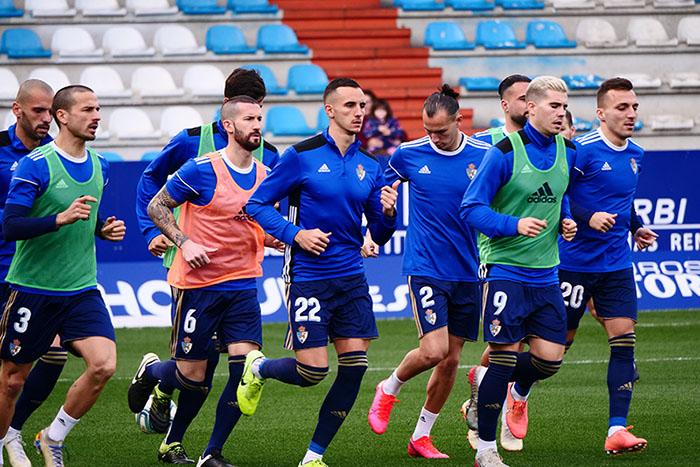 FOTOGALERÍA // La grada de El Toralín disfruta de una tarde de victoria ante el Huesca 3