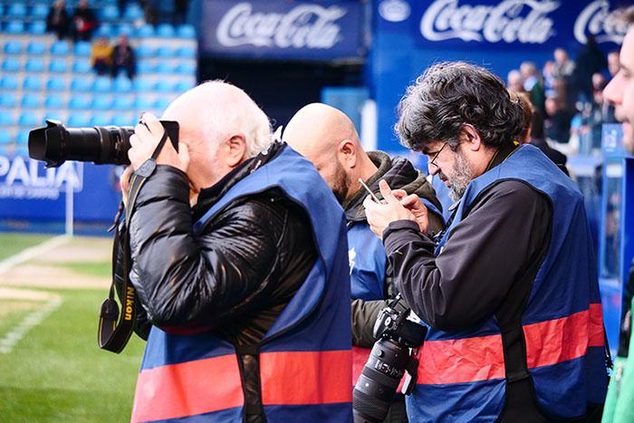 FOTOGALERÍA // La grada de El Toralín disfruta de una tarde de victoria ante el Huesca 64