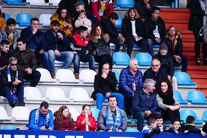 FOTOGALERÍA // La grada de El Toralín disfruta de una tarde de victoria ante el Huesca 95