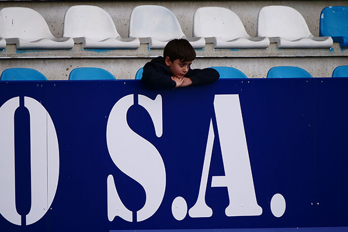 La fotogalería del partido SD Ponferradina - Extremadura UD (0-0) 7