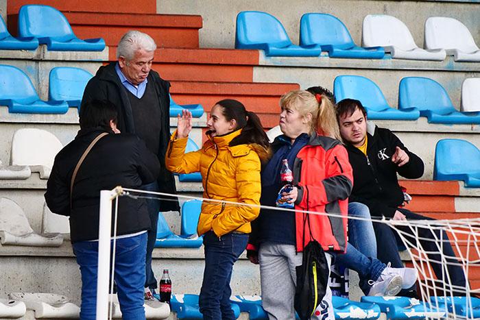 La fotogalería del partido SD Ponferradina - Extremadura UD (0-0) 8