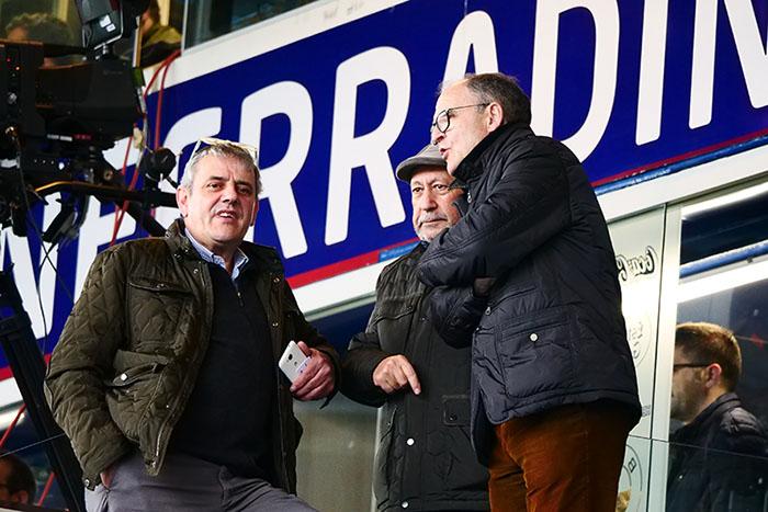 La fotogalería del partido SD Ponferradina - Extremadura UD (0-0) 31