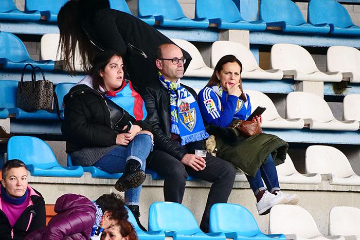 La fotogalería del partido SD Ponferradina - Extremadura UD (0-0) 51