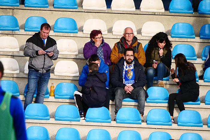 La fotogalería del partido SD Ponferradina - Extremadura UD (0-0) 69
