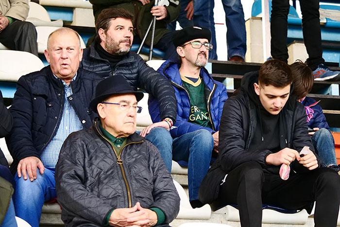 La fotogalería del partido SD Ponferradina - Extremadura UD (0-0) 76