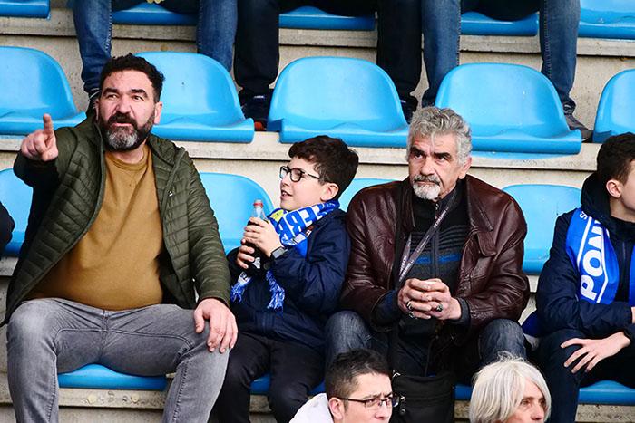 La fotogalería del partido SD Ponferradina - Extremadura UD (0-0) 87