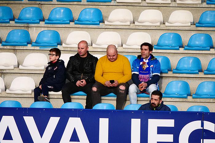 La fotogalería del partido SD Ponferradina - Extremadura UD (0-0) 91