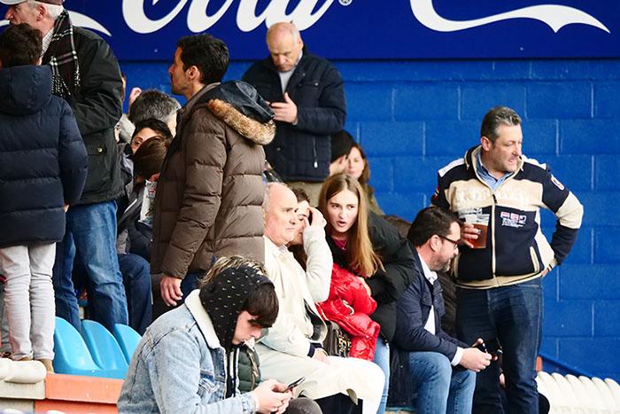 La fotogalería del partido SD Ponferradina - Extremadura UD (0-0) 110
