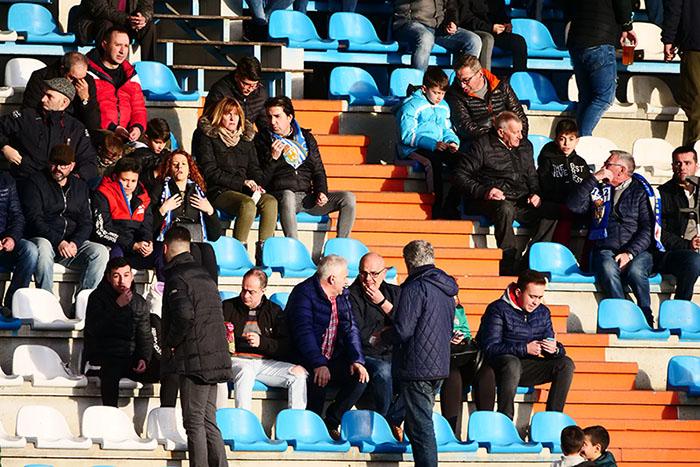La fotogalería del partido SD Ponferradina - Extremadura UD (0-0) 114