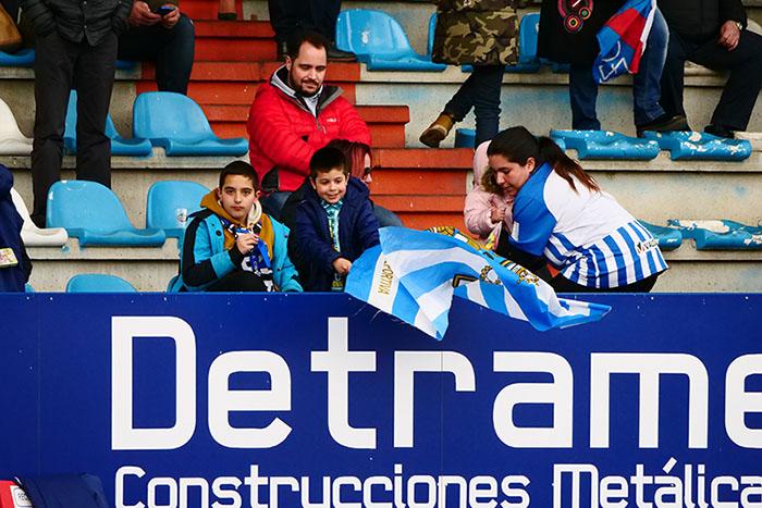 La fotogalería del partido SD Ponferradina - Extremadura UD (0-0) 116