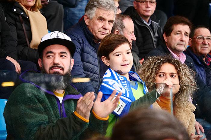 La fotogalería del partido SD Ponferradina - Extremadura UD (0-0) 127