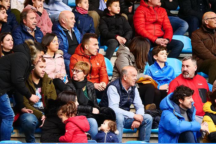 La fotogalería del partido SD Ponferradina - Extremadura UD (0-0) 143