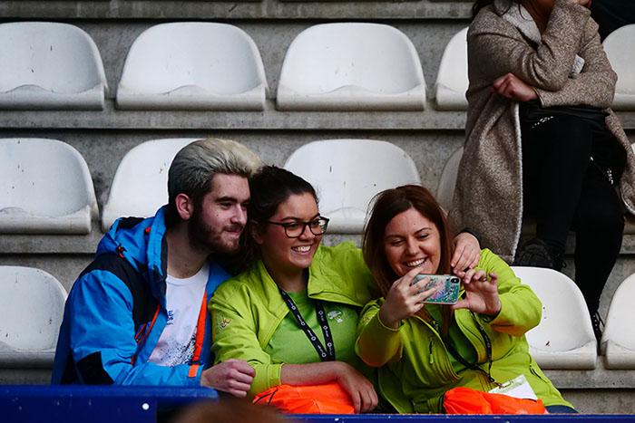 La fotogalería del partido SD Ponferradina - Extremadura UD (0-0) 150