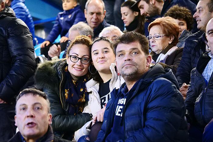 La fotogalería del partido SD Ponferradina - Extremadura UD (0-0) 163