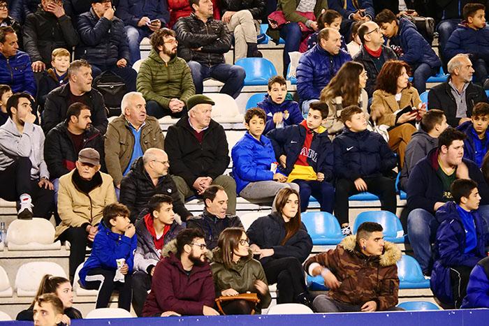 La fotogalería del partido SD Ponferradina - Extremadura UD (0-0) 172