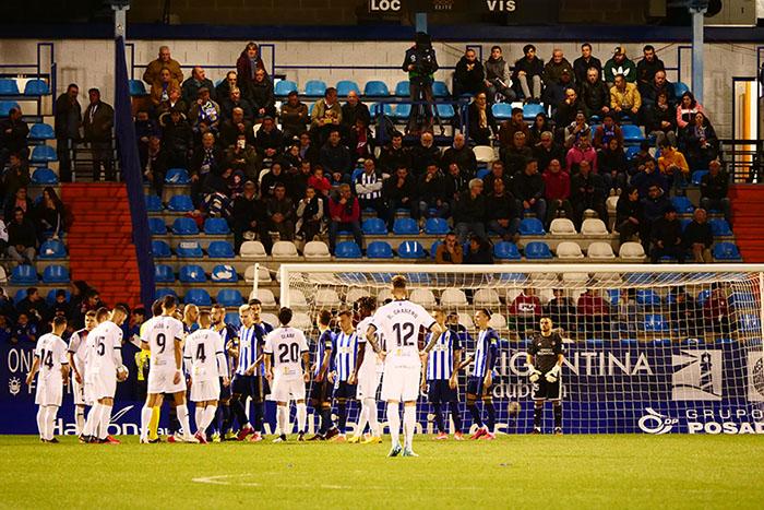 La fotogalería del partido SD Ponferradina - Extremadura UD (0-0) 176