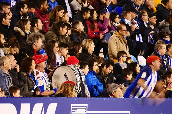 La fotogalería del partido SD Ponferradina - Extremadura UD (0-0) 186