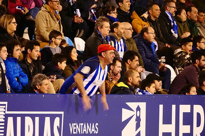 La fotogalería del partido SD Ponferradina - Extremadura UD (0-0) 187