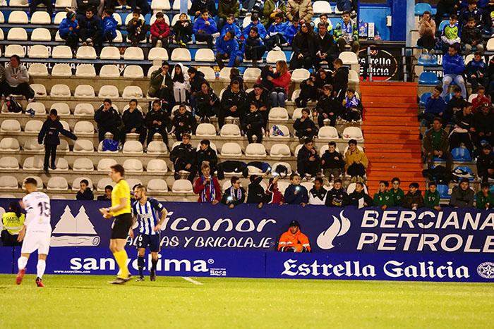 La fotogalería del partido SD Ponferradina - Extremadura UD (0-0) 188