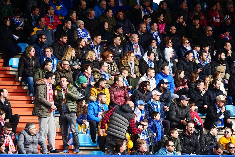 El álbum del partido Ponferradina - Sporting (1-0) 218