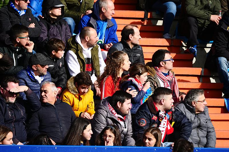 El álbum del partido Ponferradina - Sporting (1-0) 225