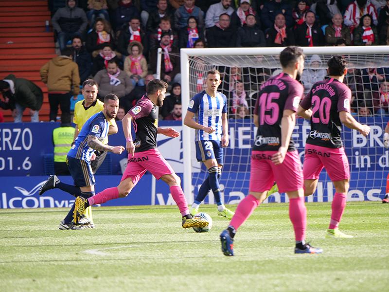 El álbum del partido Ponferradina - Sporting (1-0) 238
